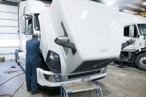 Maintenance on Trucks
