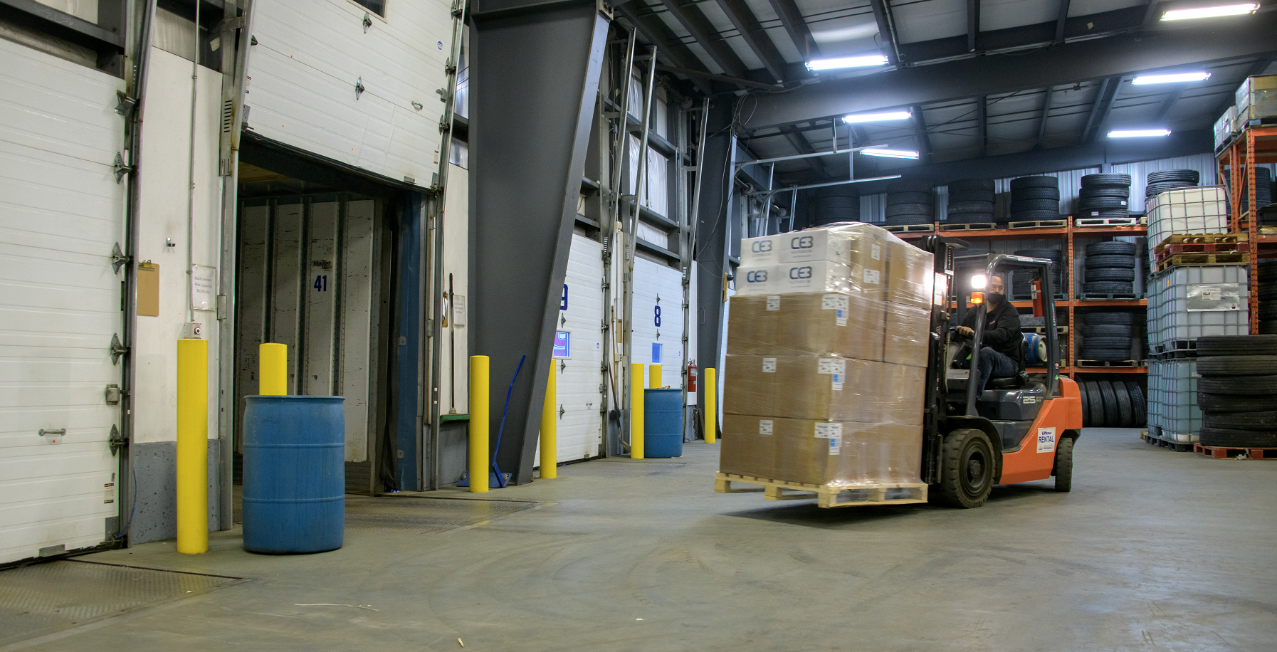 Logistics Body